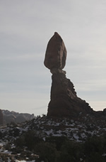 Hidden Nature- Arches NP- Balanced rock